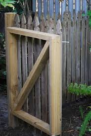 Building a Fence Gate Fence gate Fences and Gate