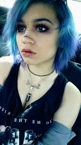 i love the eye makeup insram kylieellyfish hairstyles from gothic makeup looks