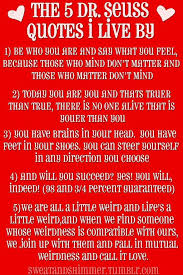 Doctor Seuss Quotes Simple Dr Seuss Quotes