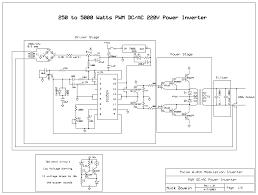 inverter pwm 5000w png