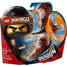 Lego Ninjago 70645 Cole Dragon Master Multicolor, Kidinn