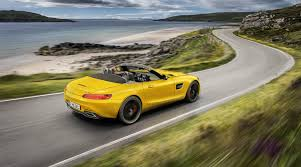 Customize your 2021 amg gt c roadster. How Fast Is The New 2019 Mercedes Amg Gt Roadster
