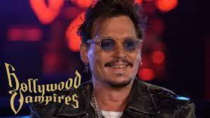 Hollywood Vampires talk about