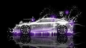 lexus lfa ice car