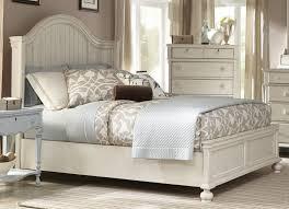 White Antique White King Bedroom Set at Bedroom Furniture Discounts