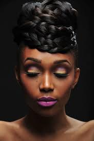 Black Braided Bun Hairstyles Best 20 African American Braids Ideas On Pinterest African