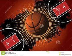 Backgrounds Basketball Basketball Court Stock Vector Illustration Of Backgrounds 31511916