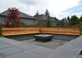 70 Outdoor Fireplace Designs For Men  Cool Fire Pit IdeasModern Fire Pit