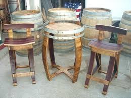 wine barrel furniture plans. Plain Wine Wine Barrel Chairs O Table A Free Furniture  Plans On Wine Barrel Furniture Plans U