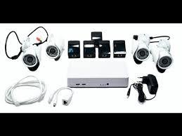 Какую систему видеонаблюдения выбрать С чего начать Технологии  Комплект видеонаблюдения hd Видеонаблюдение без проводов