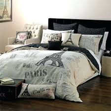 paris theme bedding themed bedding for s trend alert chic ian interior accessories paris themed bedding full size