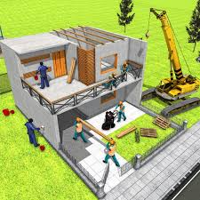 Amazon.com: Modern Home Design & House Construction Games 3D: Appstore for  Android