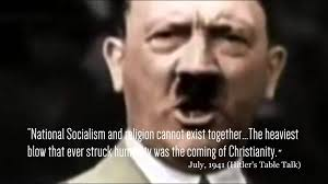 Hitler Christian Quotes Best Of Answers 24 Was Hitler A Christian YouTube