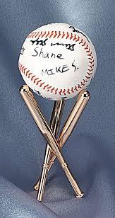 Baseball Bat Display Stand Custom Display Stands Baseball Set Of 32 Baseball Memorabilia Displays