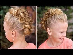 Pretty Girls Hairstyle twistbraided heart valentines day hairstyles cute girls 5735 by stevesalt.us