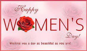 International Women's Day. Международный женский день 8 марта