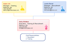 Org Chart With Multiple Managers Org Chart Usage In Hr And How Hr Professionals Can Utitlize Them