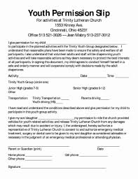 Permission Slip Template Field Trip Permission Slip Template Pay Advice Action Plans 6