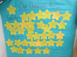 Star Student Chart Anchor Charts For Classroom Management Scholastic