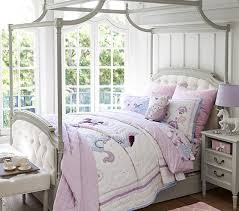 pottery barn childrens furniture. Inspiring Kids Canopy Bed Blythe Tufted Pottery Barn Childrens Furniture E