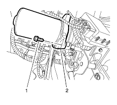 Need to replace the power steering motor on 2004 saturn