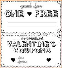 Coupon Sample Template Coupon Template Word Bio Letter Sample 2