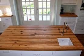 reclaimed white oak wood oak butcher block countertops epic cleaning granite countertops biketothefuture org