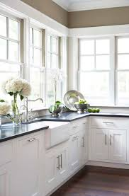 White Kitchens Dark Floors 17 Best Ideas About Black Granite Countertops On Pinterest Dark
