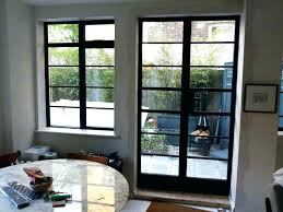 exterior back doors with glass s out full