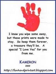Mothers Day Poems For Kids Handprints Handprint Poem For Mothers ...
