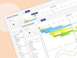 Task Management Chart Dashboard Task Management Chart By Vivienne On Dribbble