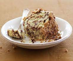 Meanwhile, in a small bowl, combine confectioners' sugar and orange juice until smooth; Sour Cream Coffee Cake With Toasted Pecan Filling Recipe Finecooking