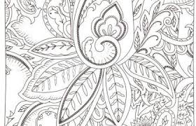 Free Paisley Coloring Pages Awesome Coloring Crafts Paisley
