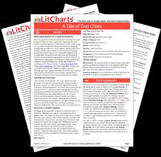 a tale of two cities study guide from the creators of  the printed pdf version of the litchart on a tale of two cities ""