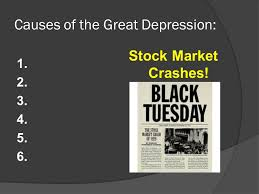 causes and effects of the great depression essays < custom paper causes and effects of the great depression essays