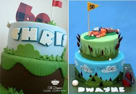 Golf Cakes Cake Geek Magazine