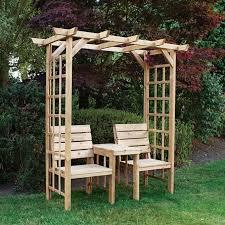 how to paint wooden garden furniture