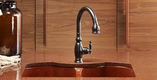 simple Rubbed Bronze Kitchen Faucet Rubbed Bronze Kitchen Faucet