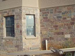 fake stone exterior wall panels