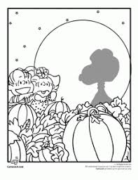 Small Picture peanuts halloween coloring 231x300 Its the Great Pumpkin Charlie