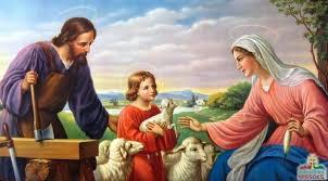 Resultado de imagem para sagrada familia