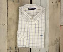 Southern Marsh Collection Lindley Tattersall Dress Shirt
