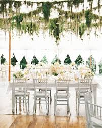 47 hanging wedding d cor ideas martha stewart weddings