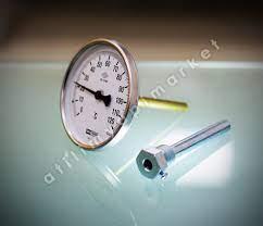 Dasterm 120 Derece Göstergeli Termometre Arkadan Bağlantılı Fiyatı ve  Özellikleri - GittiGidiyor