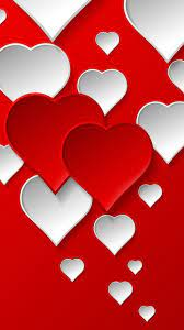 Heart Valentine Wallpaper iPhone