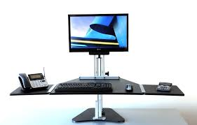 Standing Desk Extension Kangaroo Sit Stand Workstation Product Review