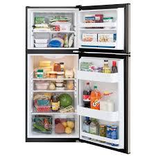 refrigerator 12 cu ft. frigidaire top freezer refrigerator 12 cu. ft. apartment size ffet1222qs. sale cu ft