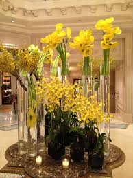 Spring Flowers at the Hotel George V in Paris