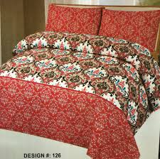 king size bed sheet chenone design 126 cotton pc king size bedsheet with 2 pillow covers