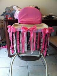 high chair decorations minnie mouse